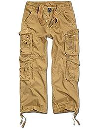 Hose Brandit Pure Vintage Trouser beige