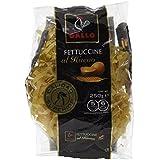 Pastas Gallo - Fettuccini Huevo, Pasta,  Paquete 250 g - [Pack de 6]
