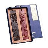 Einzigartige Geschenke - Onelee Handgemachte Natural Holz Lesezeichen-besten Geschenke