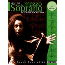 Cantolopera: Arias for Mezzo-Soprano - Volume 1: Cantolopera Collection