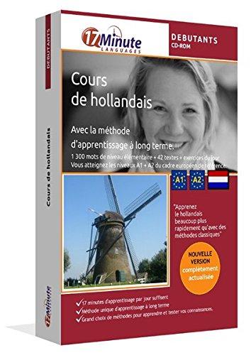 Cours de hollandais pour débutants (A1/A2). Logiciel pour Windows/Linux/Mac OS X. Apprendre les bases du hollandais