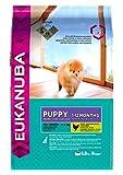 Eukanuba Premium Hundefutter für sehr kleine Hunde, Trockenfutter mit Huhn (1 x 800 g)