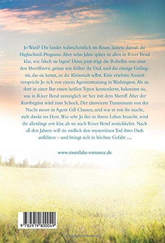 Book's Cover of Wiedersehen in River Bend