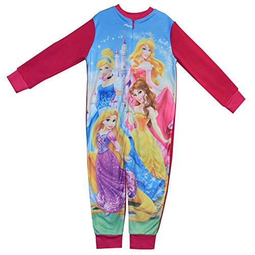 Disney Princess 'Friends' Fleece 100% Polyester Jumpsuit