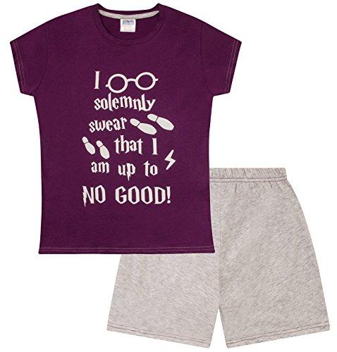 I Solemnly Swear That I Am up to No Good Girl's Pyjama Pj
