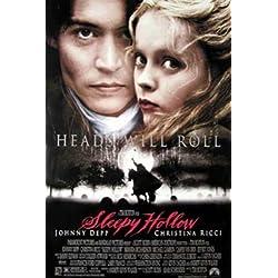 empireposter - Sleepy Hollow - Heads - Größe (cm), ca. 64x90 - Poster, NEU - Beschreibung: - Filmposter Kino Movie -