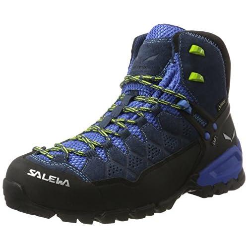 51KuRbFjDSL. SS500  - Salewa Men's Ms Alp Trainer Mid GTX High Rise Hiking Boots