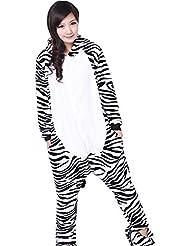 iLoveSIA Pyjama Tierkostüme Jumpsuit Schlafanzug-Einteiler Cosplay Kostüm Unisex-Erwachsene