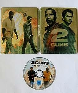 2 GUNS BLU-RAY STEELBOOK