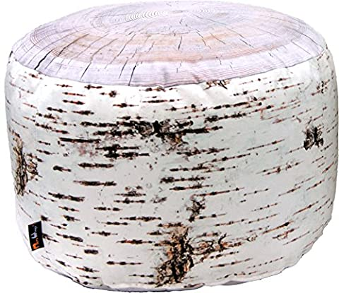 merowings 4260190317333Birch Stump Outdoor Tabouret, diamètre 60x