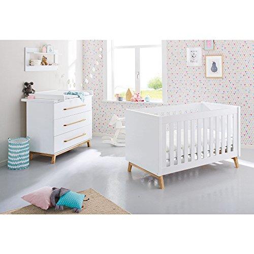 Preisvergleich Produktbild Pinolino 093415B Sparset 'Riva' breit, weiß