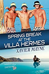 Spring Break at the Villa Hermes (Brandt and Donnelly Capers Book 4)
