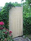 Türvorhang Flauschvorhang Insektenschutz Chenille 115x230 beige