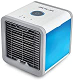 Sankirtan Air Cooler Portable Mini Air Conditioner Fan Personal Space Cooler with Led Light The Quick Easy Way to Cool Any Space Home Office Desk