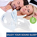 #6: Care365 ANTI SNORING,#1 Advanced Anti Tongue Retaining Device, Tongue Sleep Aid (Transparent)