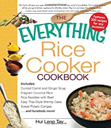 The Everything Rice Cooker Cookbook (Everything Series) (Everything (Cooking))