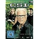 CSI: Crime Scene Investigation - Season 15 [6 DVDs]