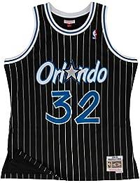 Mitchell   Ness NBA Orlando Magic Shaquille O  Neal 1994 – 95 Swingman ... cab22cd64402