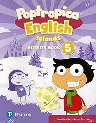 Poptropica English Islands Level 5 My Language Kit + Activity Book pack par Magdalena Custodio