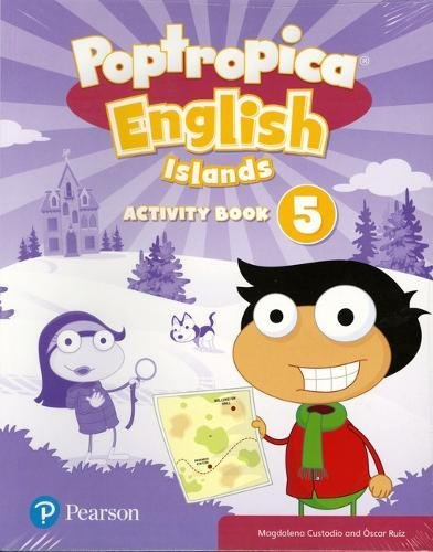 Poptropica English Islands Level 5 My Language Kit + Activity Book pack