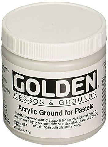 Pro-Art Mediums Golden Acrylic Ground for Pastel-8