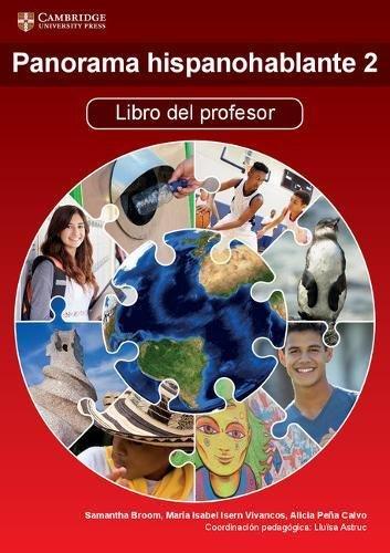Panorama hispanohablante 2 Libro del profesor (IB Diploma) por María Isabel Isern Vivancos