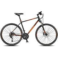 KTM Herren Fahrrad 28 Zoll Corssbike Loreto Cross -30 Gänge, Shimano-Schaltung, Suntour-Federgabel