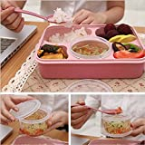 Generic Microwave Bento Lunch Box with S...