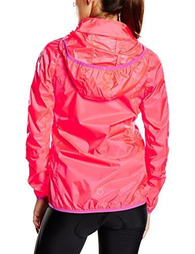 Grester Sport 11152 Veste de course Femme Rose
