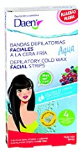 Daen Aqua Wax Up Facial Strips