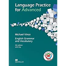 LANG PRACT ADVANCED MPO +Key Pk 4th Ed (Language Practice New Edition)