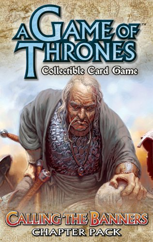 Preisvergleich Produktbild A Game of Thrones: Calling the Banners, Chapter Pack: Collectible Card Game (A Game of Thrones Card Game)