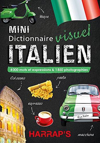 Harrap's Mini dictionnaire visuel Italien par Collectif