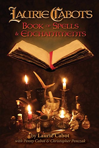 Laurie Cabot's Book of Spells & Enchantments por Laurie Cabot