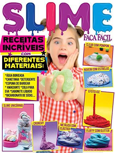 Faça Fácil Extra Ed 12 Slime (Portuguese Edition) por On Line Editora