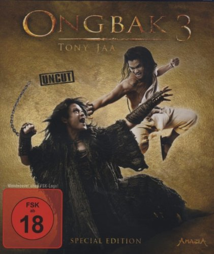ONG-BAK 3 - Uncut [Blu-ray] [Special Edition]