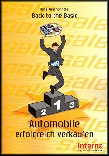 Automobile erfolgreich verkaufen