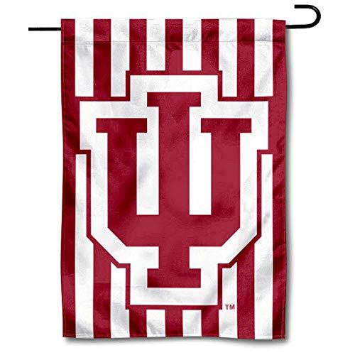 Indiana Freiwurf (Film) Candy Stripe Garten Flagge und Hof Banner Indiana Candy
