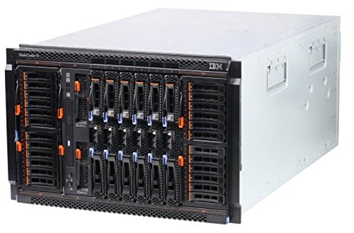 Lenovo BladeCenter S Portabagagli Nero vane portacomputer
