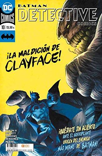 Batman: Detective Comics núm. 10