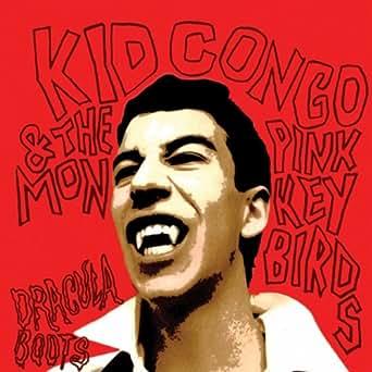 Buck Angel de Kid Congo And The Pink Monkey Birds sur