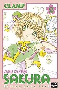 Card Captor Sakura - Clear Card Arc Edition simple Tome 2