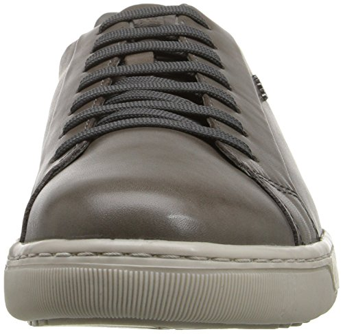 Geox Ricky F, Baskets Basses Homme Gris (Greyc1006)