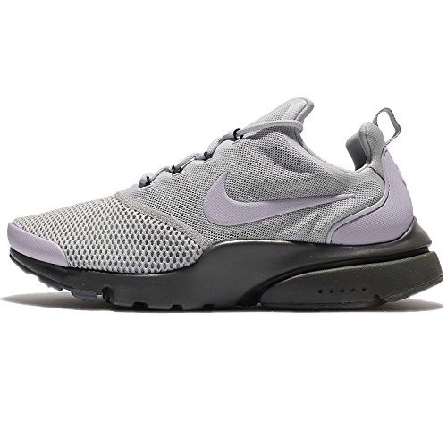 ef7edeecd4053 NIKE New Men's Presto Fly Running Sneaker (9, Black/Black-Volt-Pure  Platinum)