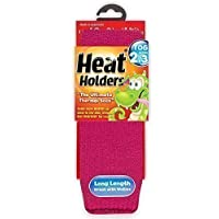 Heat Holders - Childrens 2.3 tog, Thermal Socks, 9-1 uk - 27-33 eur