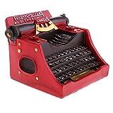Empire Corona Marisa 30 Lilliput i 3 nastri inchiostratori per macchine da scrivere 2 bobine nero//rosso