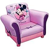 Delta Children TC85604MM -  Disney Minnie Mouse, Silla Tapizada
