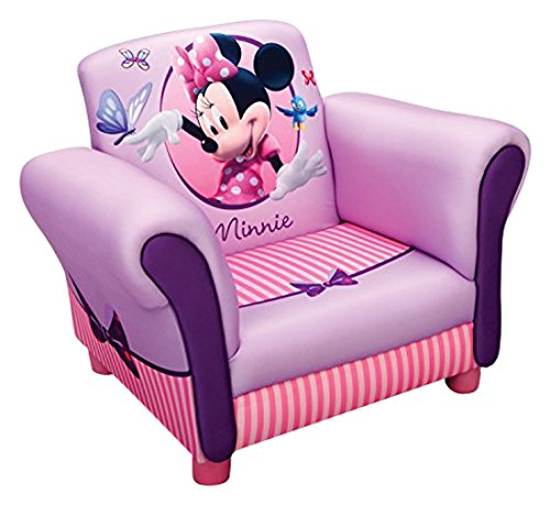 DELTA CHILDREN TC85604MM    DISNEY MINNIE MOUSE  SILLA TAPIZADA