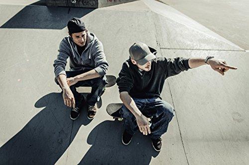 Zoom IMG-3 hudora skateboard columbia heights abec