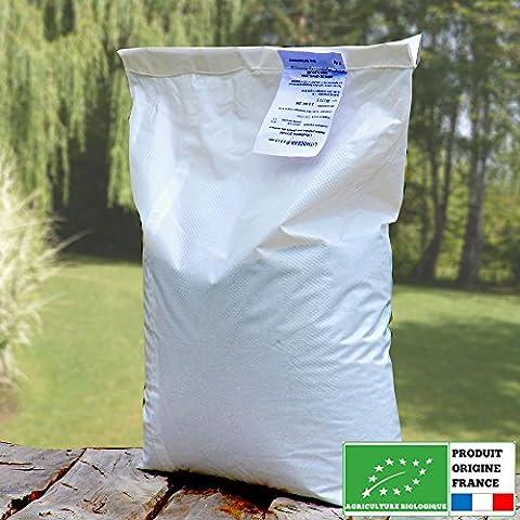 Agro Sens - Lithothamne pur en granulés pour alimentation animale.